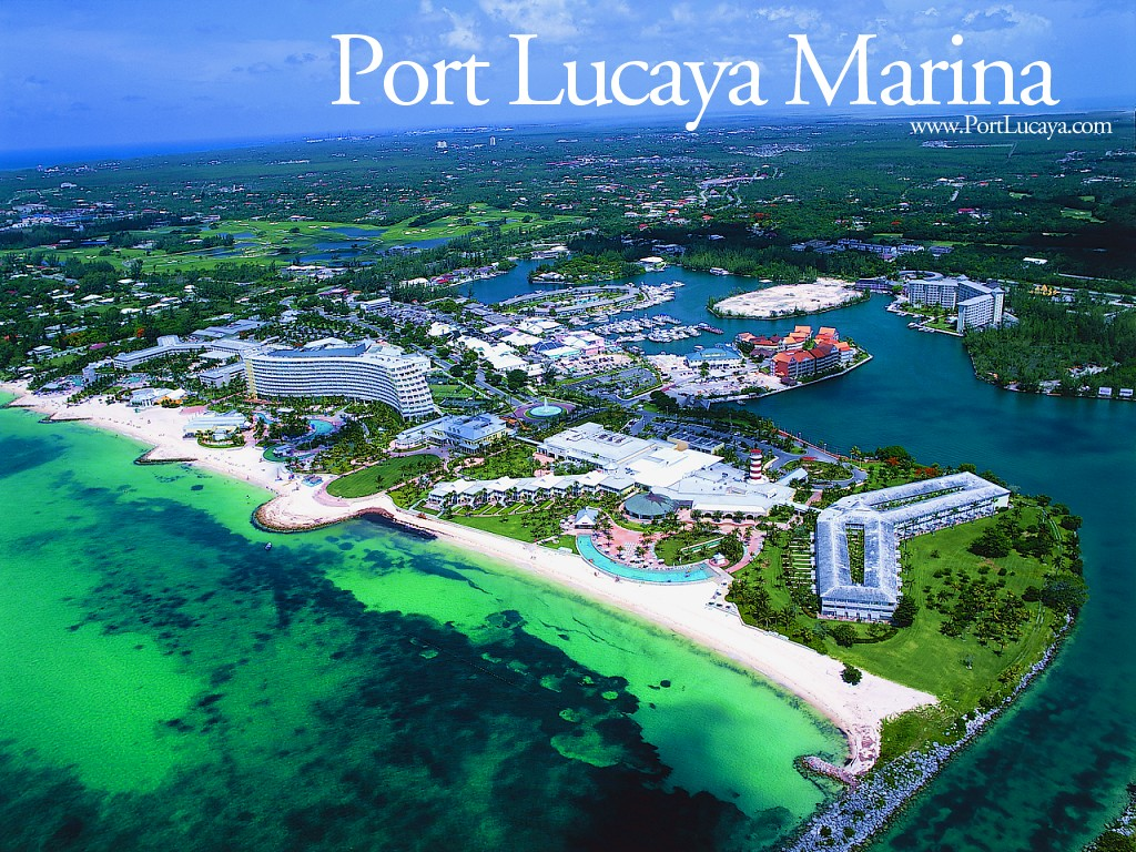Lucaya Bahamas  city pictures gallery : Port Lucaya Bahamas ~ Great Panorama Picture