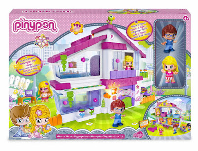TOYS : JUGUETES - PINYPON - Villa  Producto Oficial 2015 | Famosa 700012409 | A partir de 4 años  Comprar en Amazon España