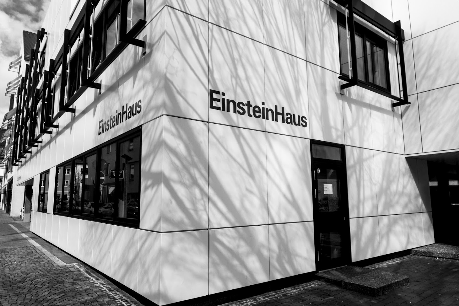 Einsteinhaus in Ulm ~ Matthew G Beall :: Vision Driven Photography