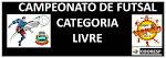 Campeonato de Futsal Jogos de Verão categoria LIVRE