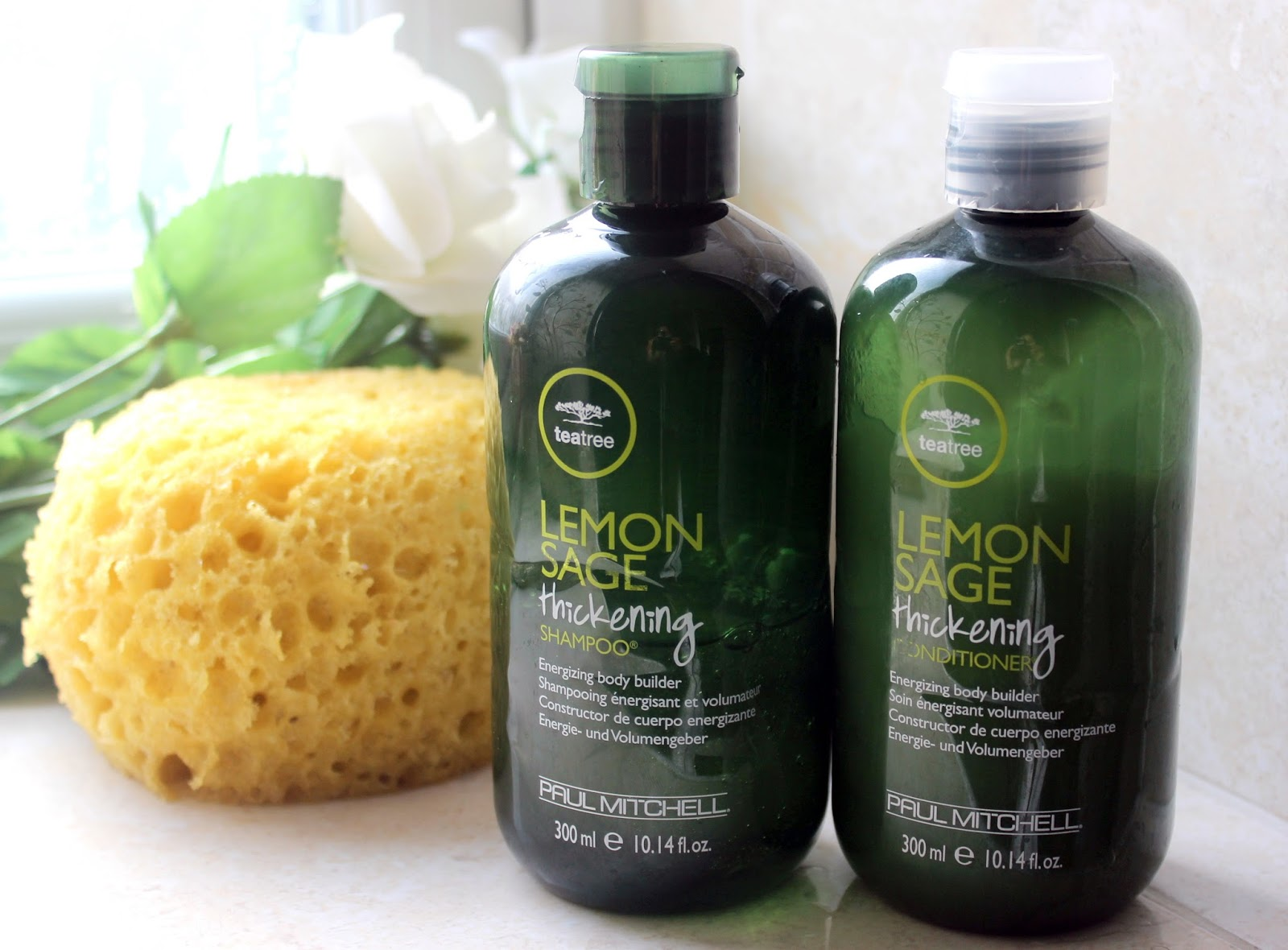 Thickening Shampoo and Conditioner Review