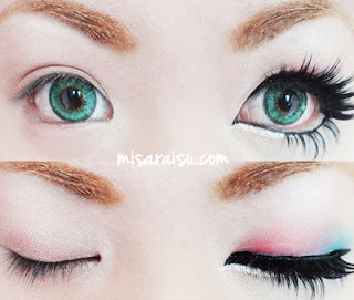 big eye doll makeup - photo #20