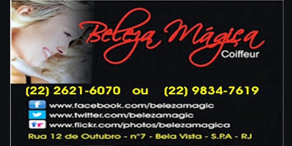 BELEZA MÁGICA COIFFEUR