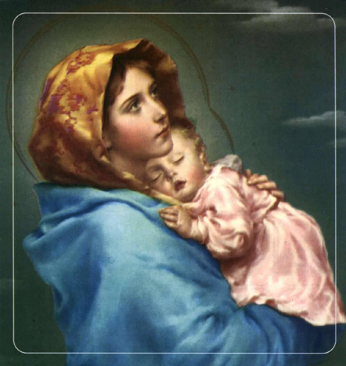 Reflexiones de María para cada día del mes