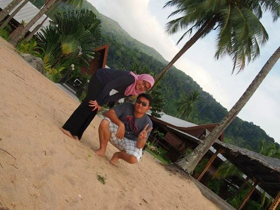Honeymoon @ Pulau Tioman