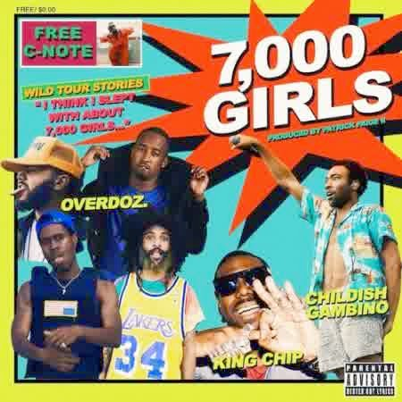 OverDoz. – 7,000 Girls