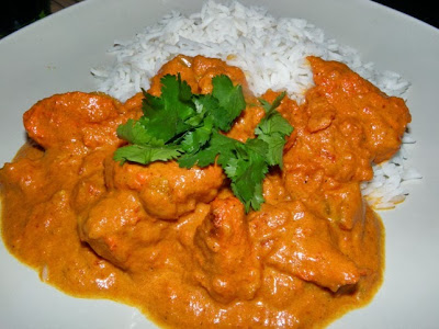 America's Test Kitchen Chicken Tikka Masala