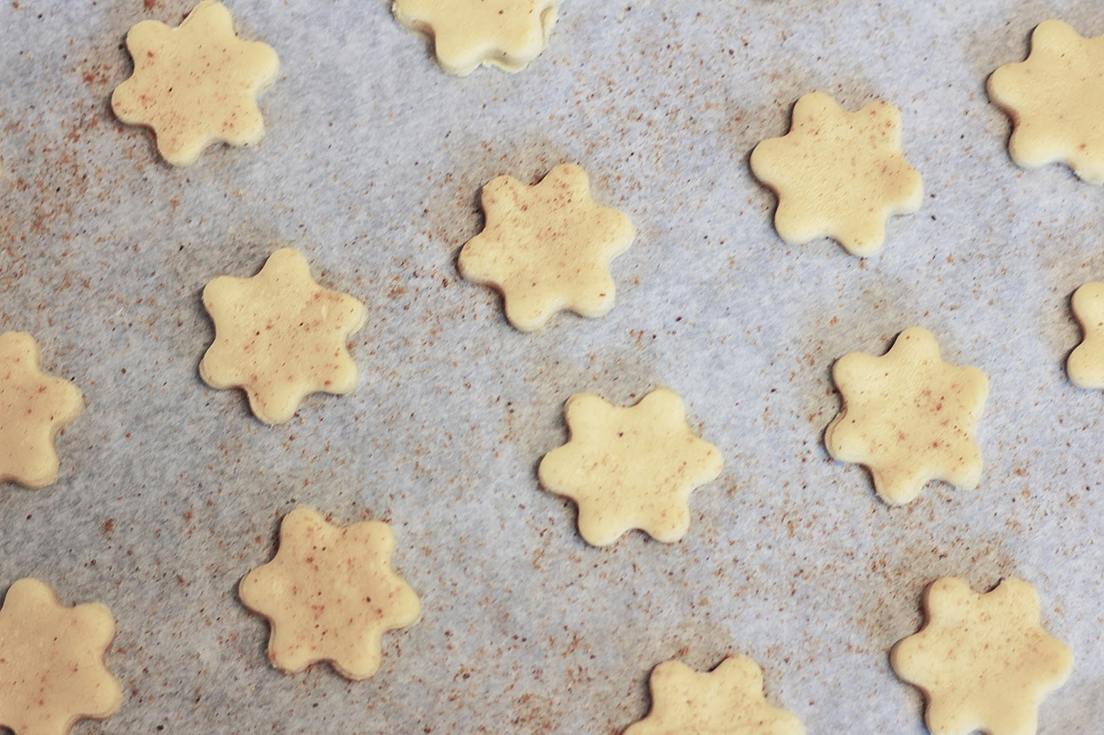 easy nutmeg shortbread recipe