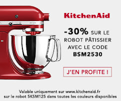 Codes promotionnels Kitchenaid