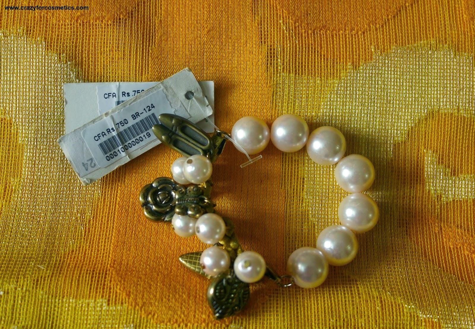 pearl bracelets online