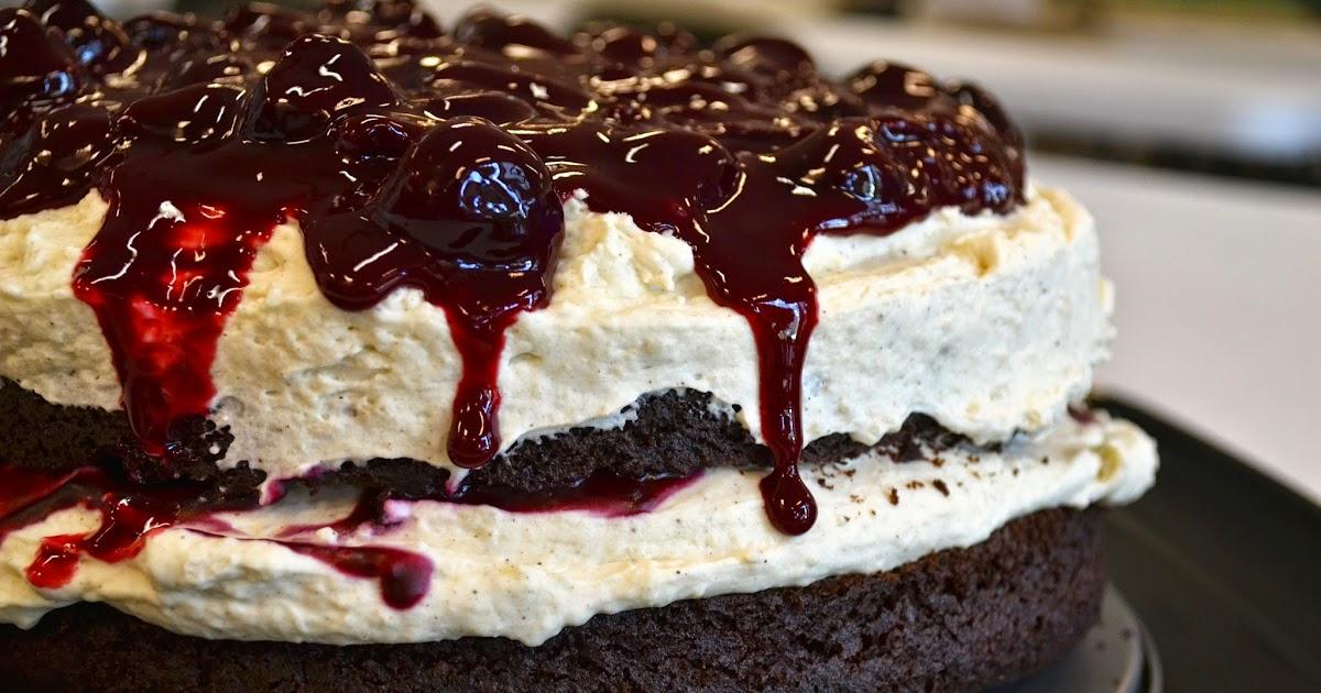 how to make alaska cake