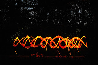 Firedance  - photo by Mike Gilpin and Benjamin Akira Tallamy