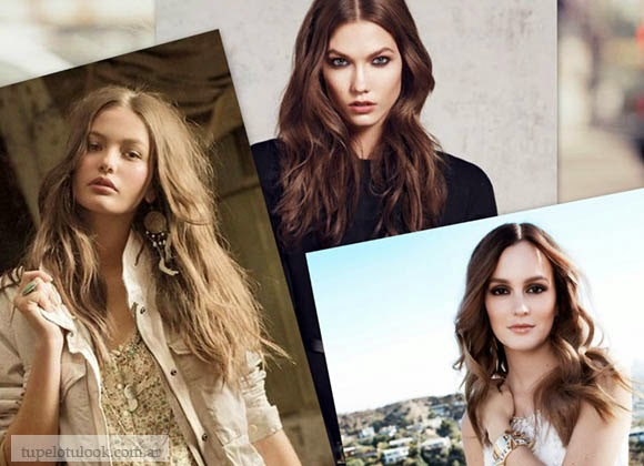 cortes de cabello 2014 suelto