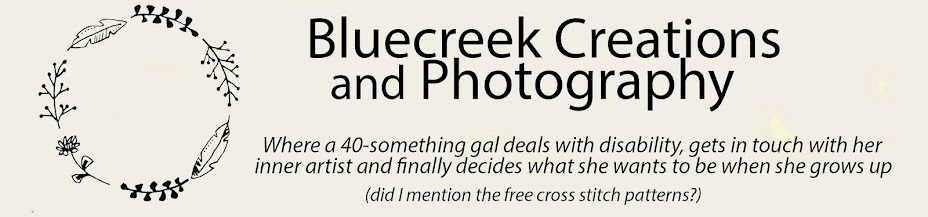 Blue Creek Creations and Photography