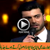 Fawad Khan Gets Emotional After Receiving Filmfare Award for Best Actor Male Debut