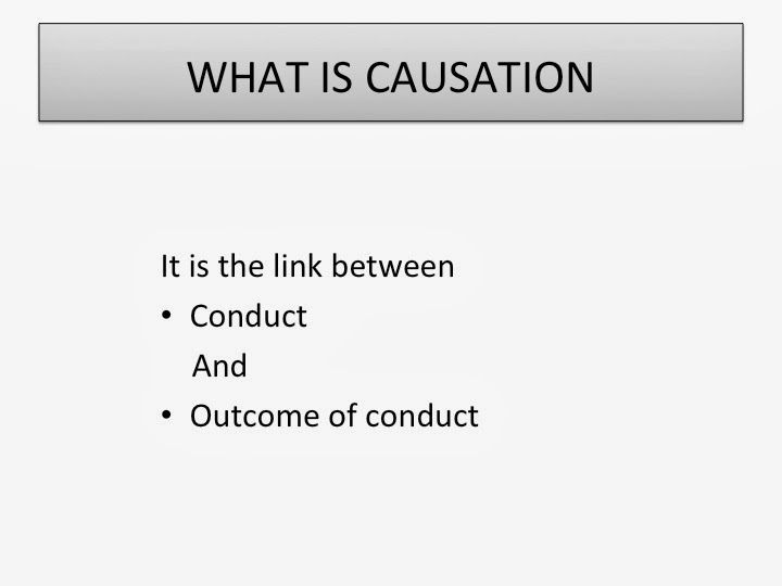 causation in criminal law essay Causation law essay writing discuss causation in criminal law – law teacherthis essay has been submitted by a law student law essays criminal law murder.