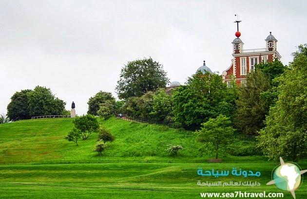المعالم السياحية في منطقة جرينتش لندن  ودوك لاند
