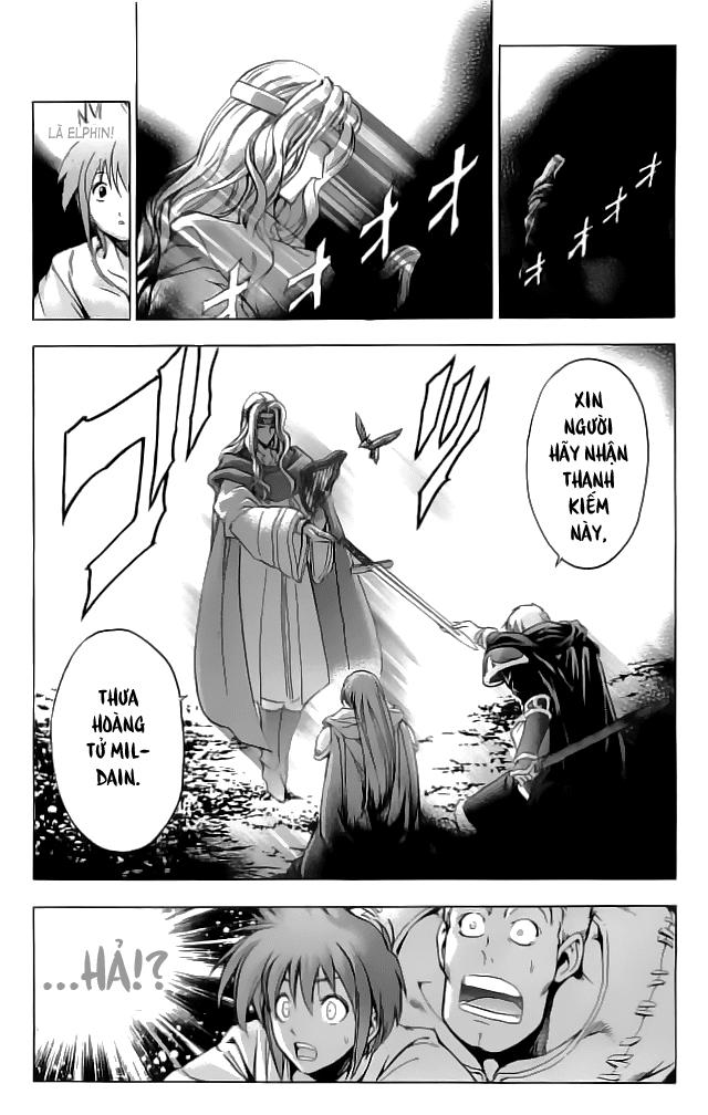 Fire Emblem-Hasha no Tsurugi chap 28 - Trang 38