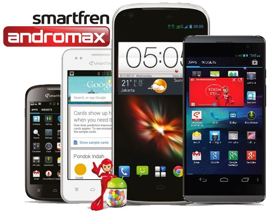 HP Android Smartfren Andromax Series