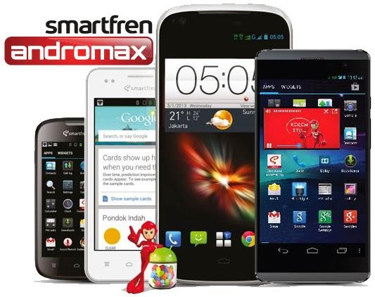 Harga HP Android Smartfren Andromax