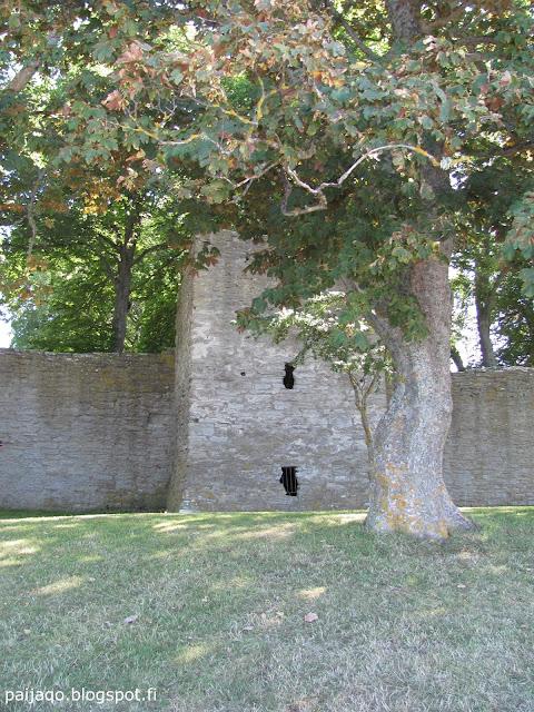 Visby muuri