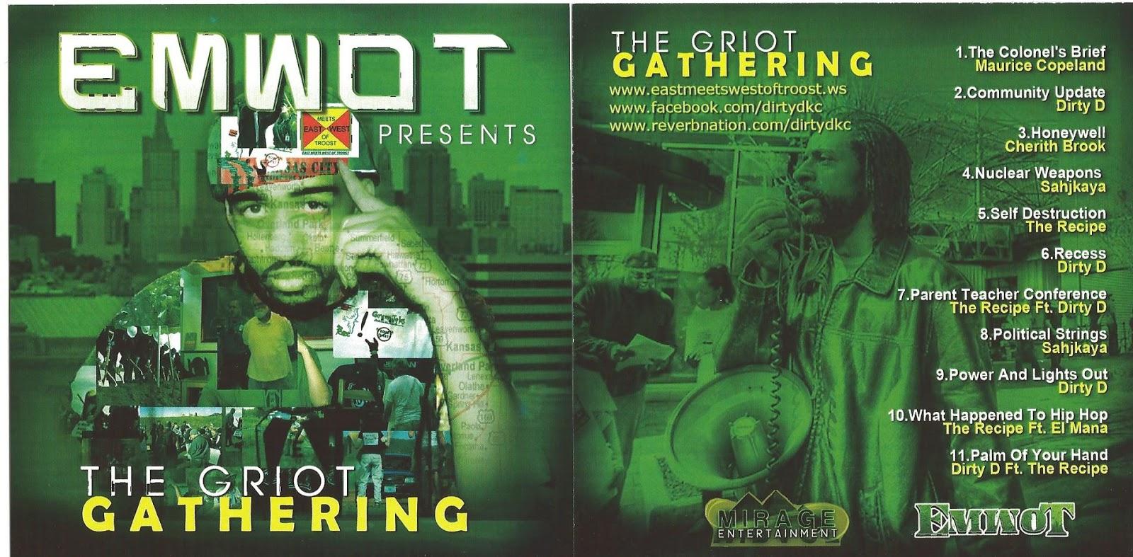 NEW DVD! Email: emwotkc@yahoo.com