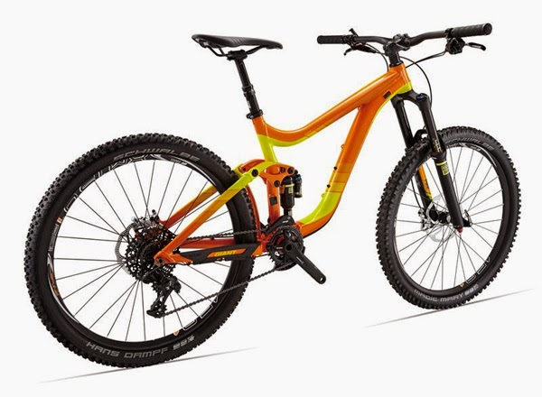 2015 Giant Reign 27.5 Preview