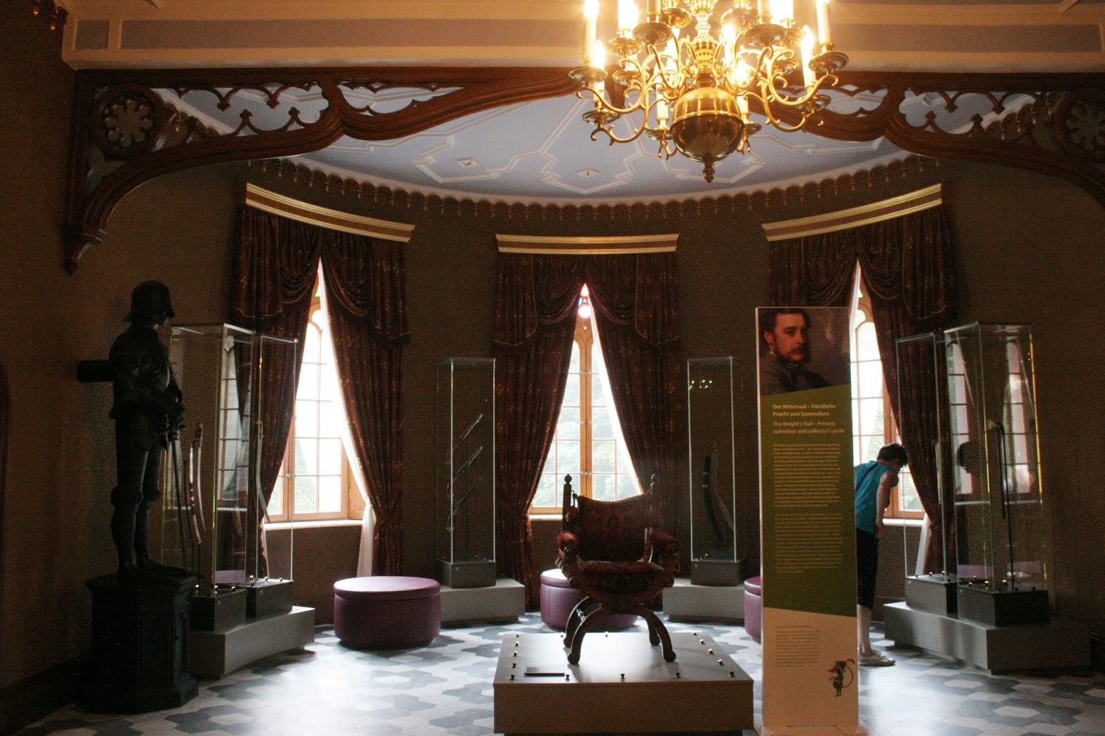 merseburger land 22 beitrag jagdschloss granitz auf r gen. Black Bedroom Furniture Sets. Home Design Ideas