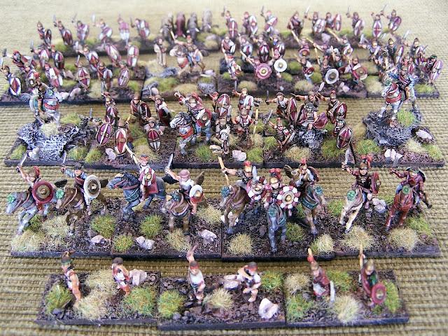 Iberos para L'Art de la Guerre
