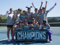 Tennis - Women 2015-16