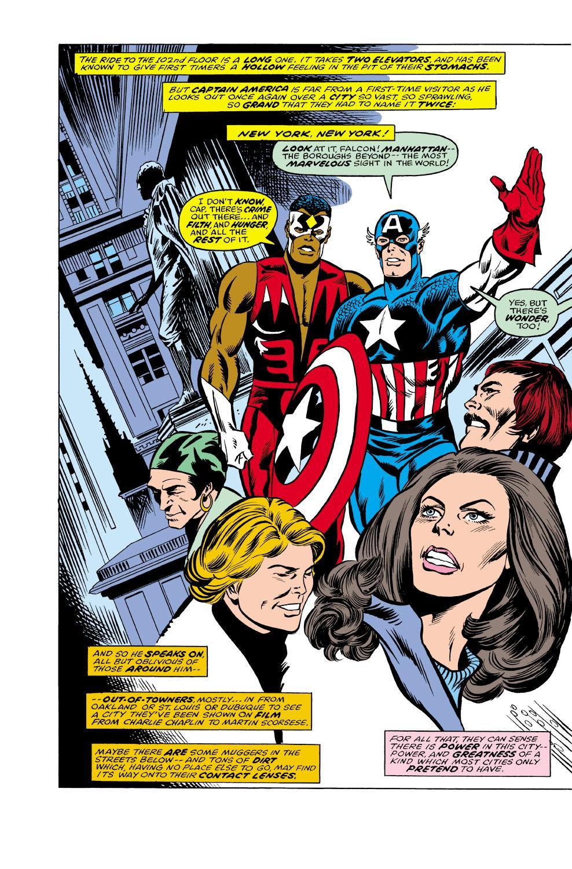 Captain America (1968) Issue #215 #129 - English 3