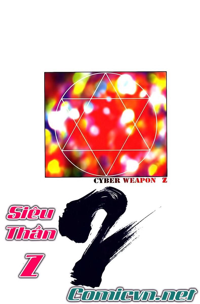 Cyber Weapon Z - Siêu Thần Z chap 3 - Trang 2