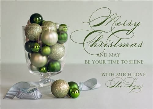 Famous Christmas Greetings For Business With Message 2013