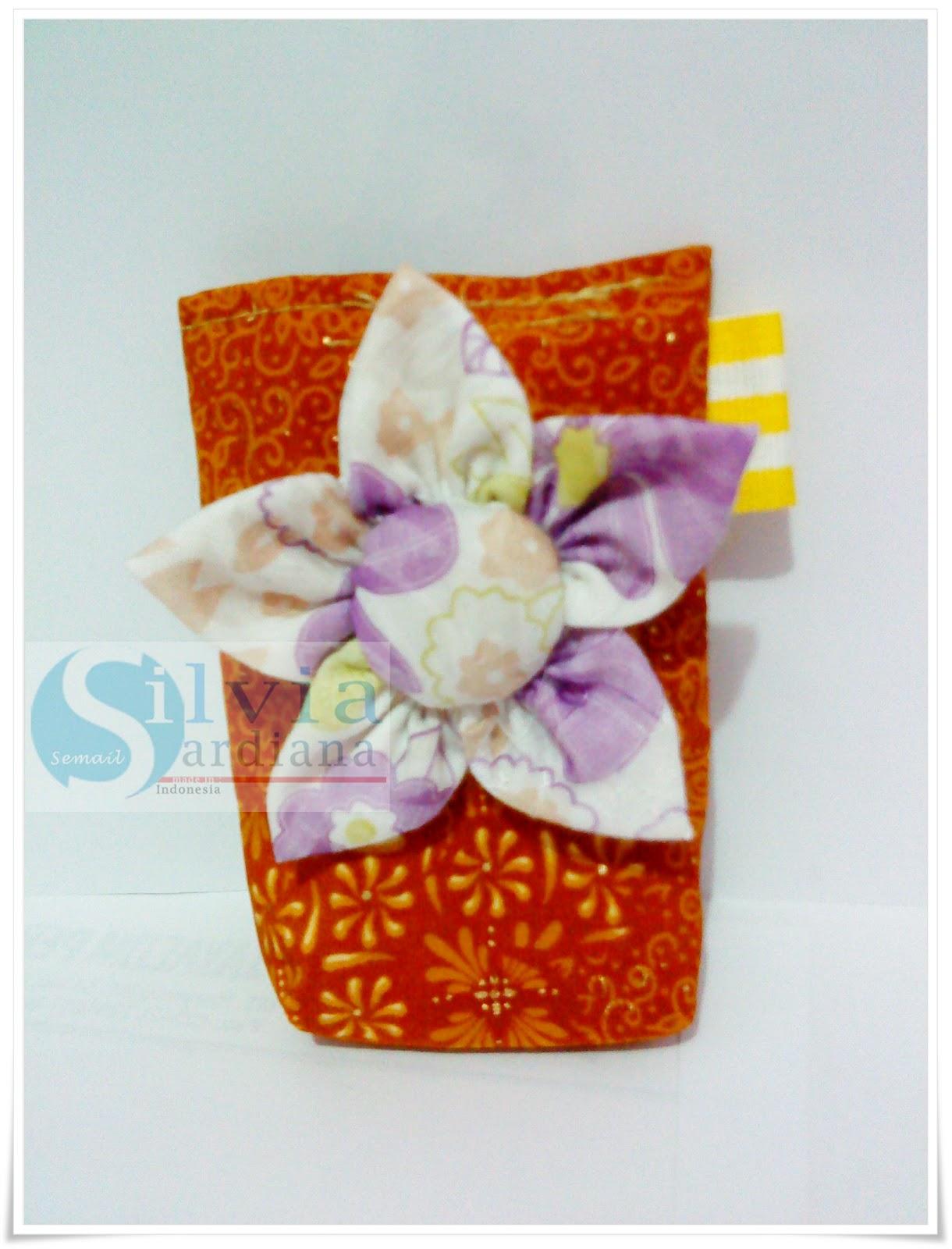 membuat bunga yoyo dari kain perca, nah cara buat dan bentuk dari