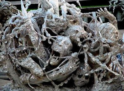 4 泰國 地獄寺廟