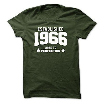 Established 1966. Aged To Perfection