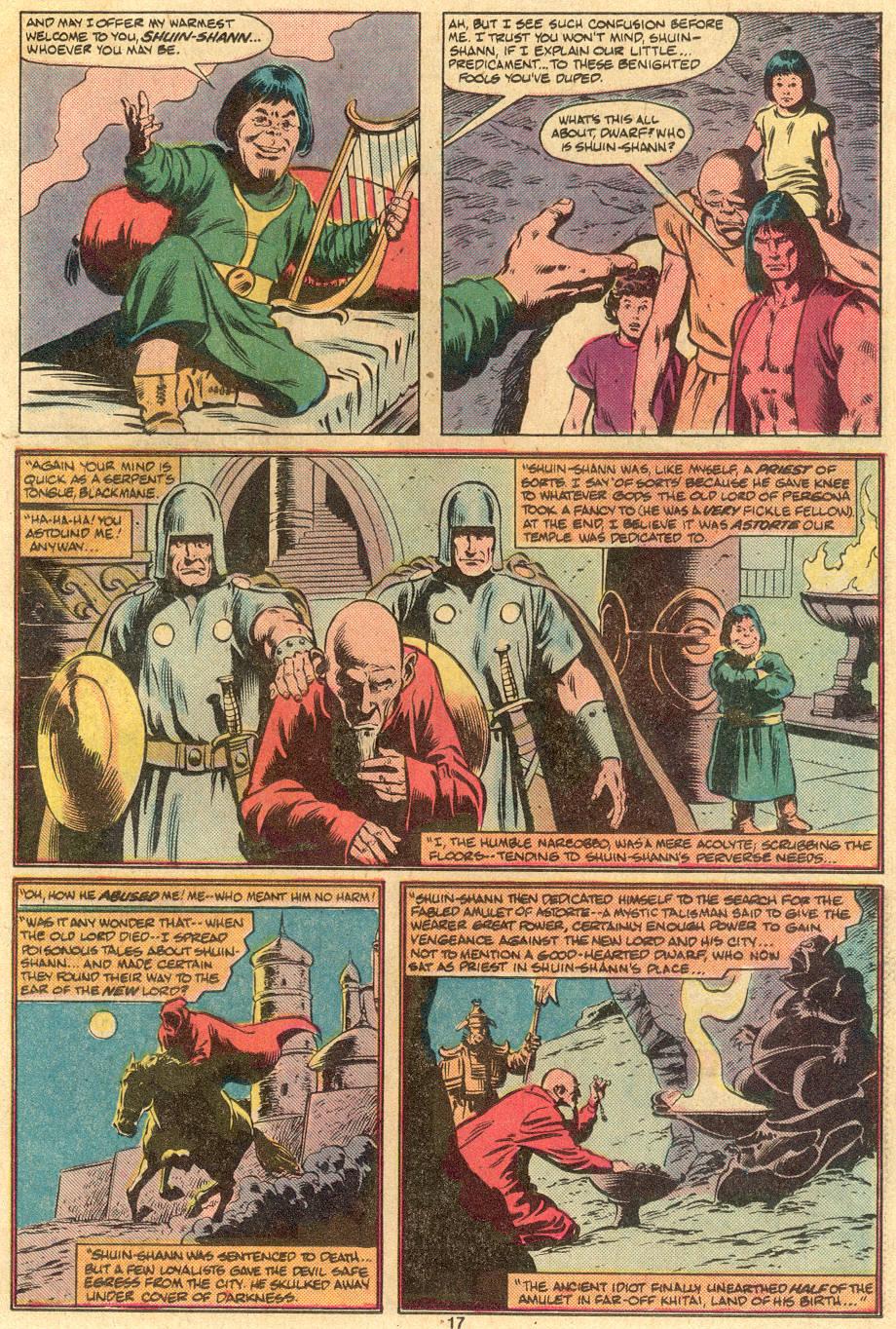 Conan the Barbarian (1970) Issue #122 #134 - English 14