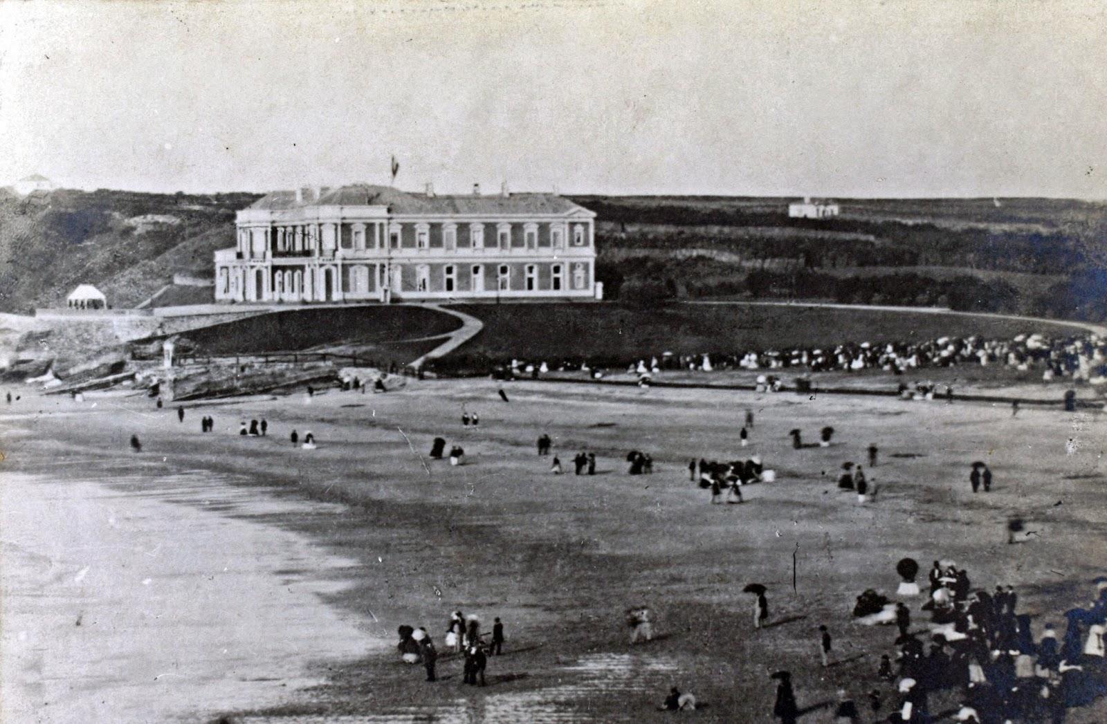 La villa eug nie h tel du palais biarritz - Prix chambre hotel du palais biarritz ...