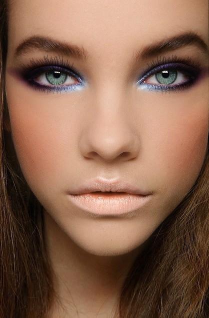Maquillaje de Ojos Paso a Paso Ahumados Maquillaje Ahumado Para Ojos
