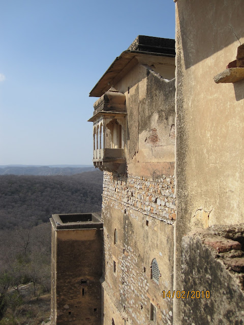 View from Bala Qila