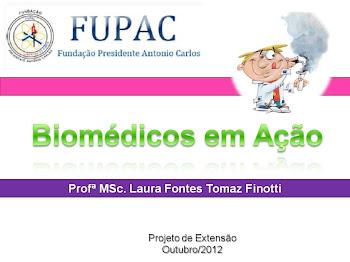 Biomédicos em ação