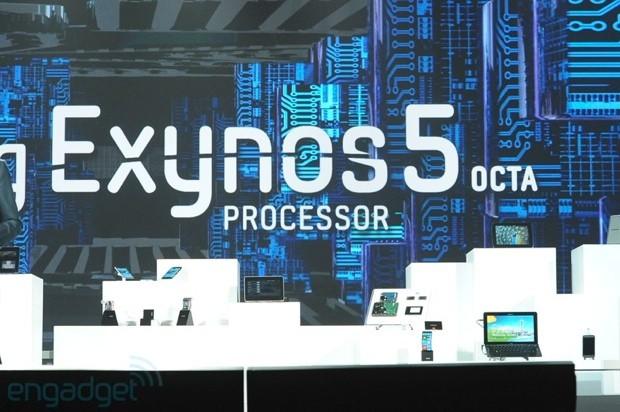 Samsung presenta Exynos 5 Octa