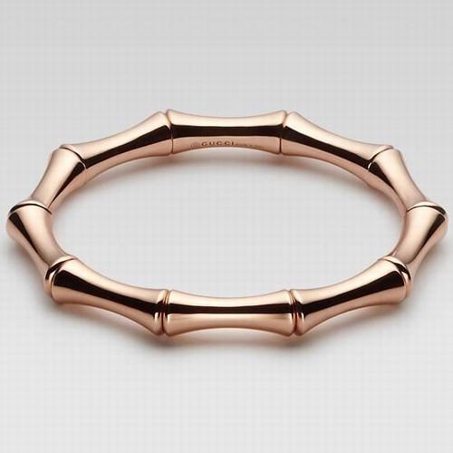 Bamboo Gold Bracelet8