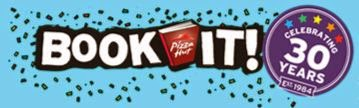 FREE Pizza Hut Personal Pan Pizza for BOOK IT! Alumni