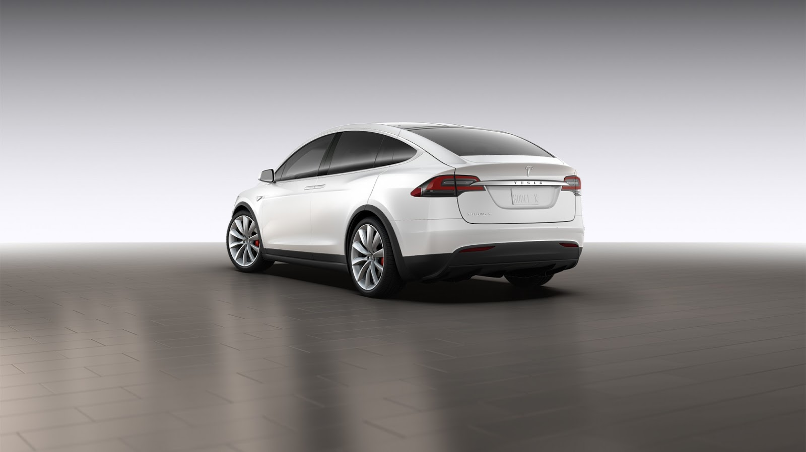 First Pics Of New Tesla Model X In Production Guise