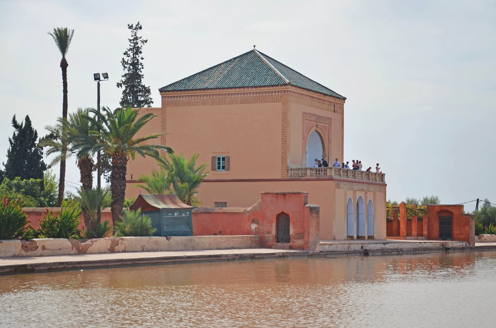 We Took the Road Less Traveled: Exploring Marrakech: Mosques, Tombs ...