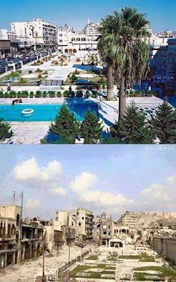 gambar keadaan syria dahulu dan sekarang, apa terjadi di syria, nasib di syria, bantuan kecemasan syria, misi kecemasan musim sejuk syria oleh muslim care, muslim care Malaysia,