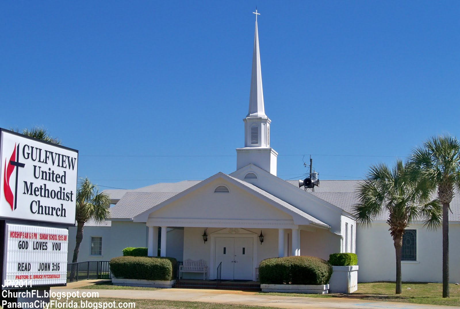 Panama City Beach Baptist Churches