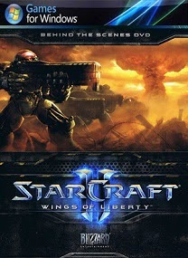 Starcraft II Wings of Liberty PROPHER-Razor1911 Terbar For Pc cover