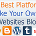 Best Blog Websites To Create your Blog For Free (Latest 2015)